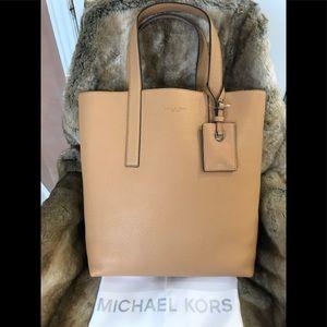 Michael Kors Large Leather Mason Tote
